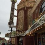 Exterior of the Paramount