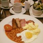 Full Scottish Breakfast for £8