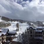 View of  Telluride Ski Mountain