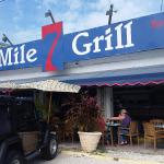 7 Mile Grill exterior