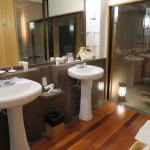 Suite on the 3rd floor. Includes in private onsen
