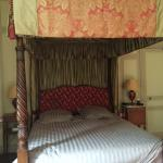 Four poster bed in Suite 21
