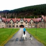 Mar Lodge and Grounds