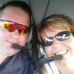 First time ever flying