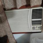 heater inbuilt in AC and producing so much noise in every start then no one can sleep