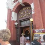 Welcome to the Diamond Belle Saloon