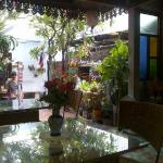 Lobby/Restaurant/Entertainment area of the guesthouse