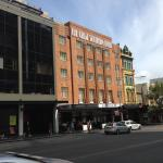 Good location for historic hotel