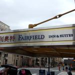 Fairfield in ChinaTown...Awesome