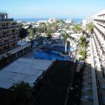 View from room 546