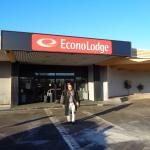 Econo Lodge was a good value for money