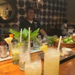 Cocktail Class at Belcampo Lodge