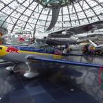 Just two of the many Red Bull Planes