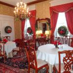 Main house small dining room