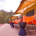 Ikara Safari Camp Main Tent