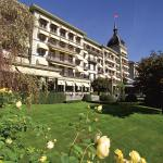 Victoria Jungfrau Grand Hotel & Spa Interlaken