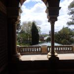 A view from one of the rooms