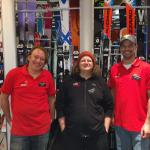 Over the top knowledgeable, friendly and help onsite ski shop staff