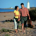 Explore our beaches and lighthouses.