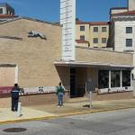 Freedom Riders Museum Outside view