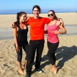 morning beach bootcamps