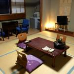 Our lovely tatami room