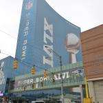 decorated for super bowl 46