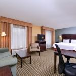 Our spacious King Bed Studio Suite features a plush king-sized bed with comfortable bedding that