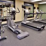 Our expanded fitness center is designed to meet all your cardio and weight training needs. Open