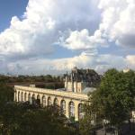 View to Luxembourg Gardens