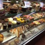 bakery items on the day we dined