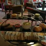 £37 afternoon tea for 2