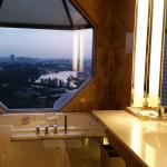 Bathroom and Great View from it!
