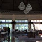 Lobby of Grand Luxxe
