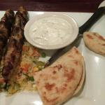 LOVE the tzatziki