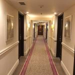 Hallway to Rooms on Level 16
