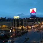 Citgo Sign out the window