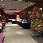 Stetson Room and buffet