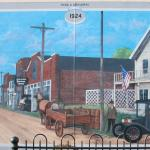 Explore the murals in Grove City's charming town center.