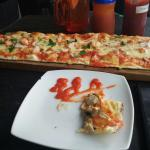 Excellente! The best pizza ...