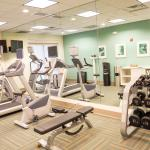 Stay healthy while staying at the Holiday Inn Express & Suites