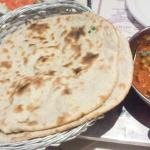 Best naan and curry