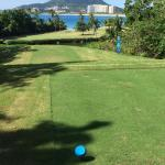 Hole 15 par 4- best view in the house