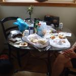 our private nook lunch