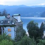 Lake Bled from room #10