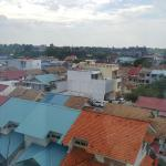 View of Batam from 5th Floor