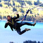 Awesome Ledge bungy, Queenstown