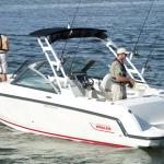 Off shore fishing charters available for rental near the motel