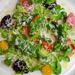 Baby Beets with Goat Cheese