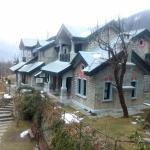 Castle of Hotel Himalayan